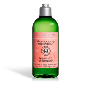 Obnavljalni šampon za suhe in poškodovane lase
