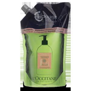 Obnavljalni šampon za suhe in poškodovane lase – EKO ponovno polnjenje