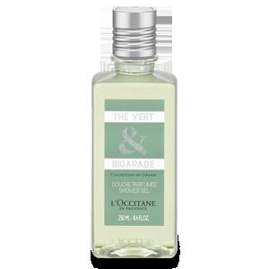 Parfumski gel za prhanje Thé Vert & Bigarade