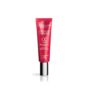 Peony CC Skin Tone Perfecting Cream Light, Broad Spectrum SPF 20 Sunscreen