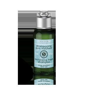 Poživljajoči šampon za svežino – potovalna velikost