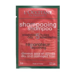 SAMPLE Repairing Shampoo for Dry & Damaged Hair