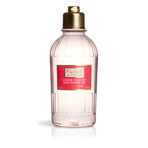 Svilnat gel za prhanje Vrtnice in kraljice