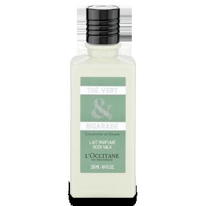 Thé Vert & Bigarade Perfumed Body Milk
