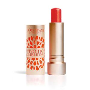 Tinted Lip Balm Red Orange