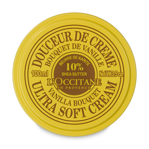 Ultranežna krema za telo Cvetovi vanilije
