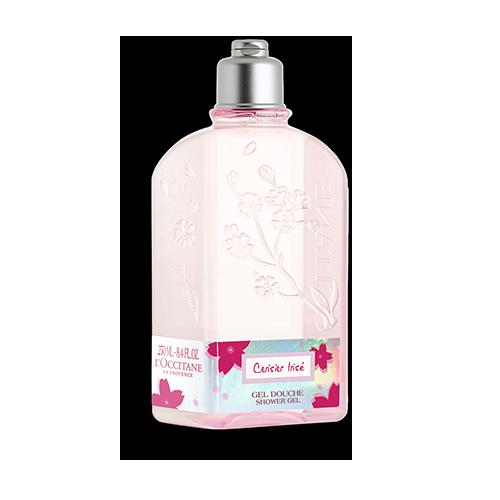 Cherry Blossom Cerisier Irisé Shower Gel