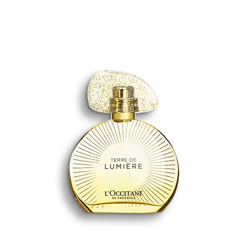 Eau de Parfum Terre de Lumiere<br> The Gold Edition