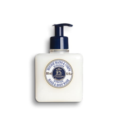 Extra Gentle Wash for Hands & Body