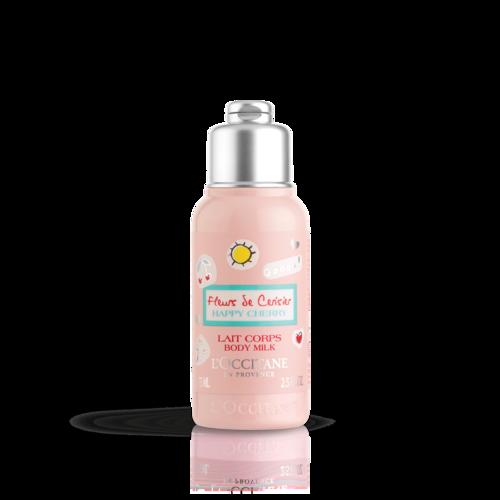 Fleurs De Cerisier Happy Cherry Body Milk – travel size