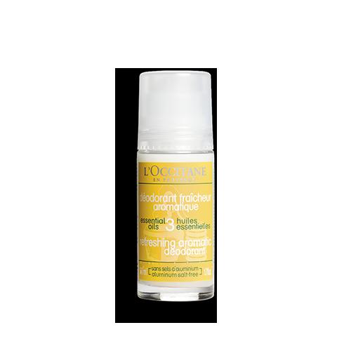 Osvežilni dezodorant z eteričnimi olji