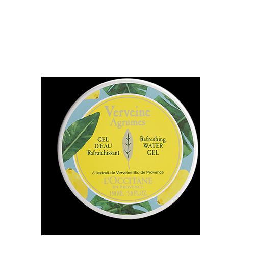 Osvežilni vodni gel za telo Citronka s citrusi