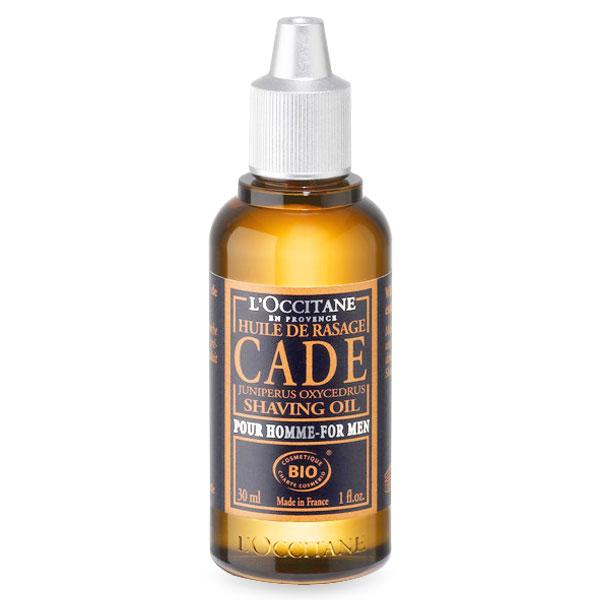 Cade Shaving Oil organic certified*
