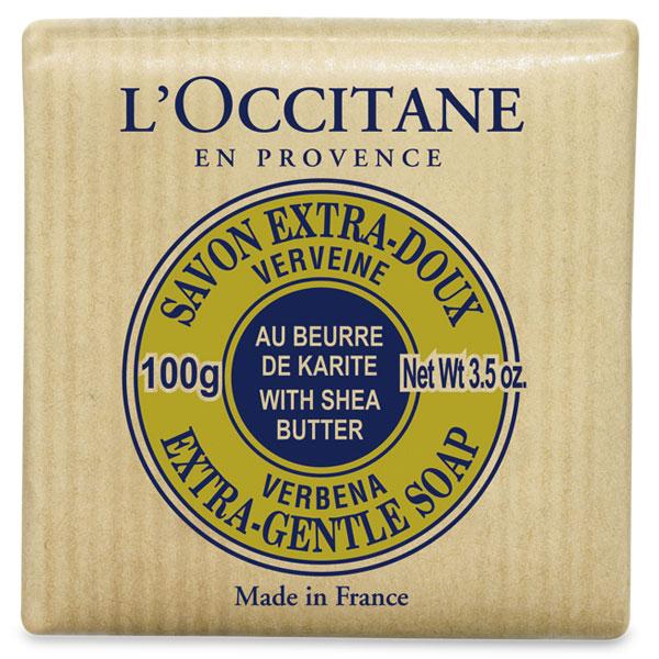 Shea Butter Verbena Extra Gentle Soap