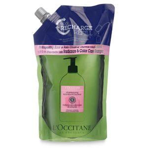 Aromakologija šampon za sjaj kose pakovanje za dopunu 500ml