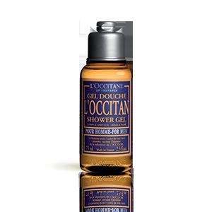 L'Occitan gel za kupanje 75ml