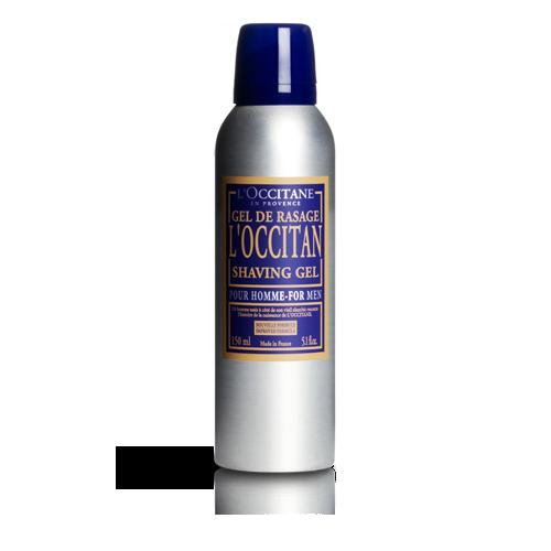 L' Occitan gel za brijanje 150ml