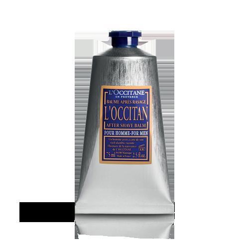 L'Occitan balzam posle brijanja