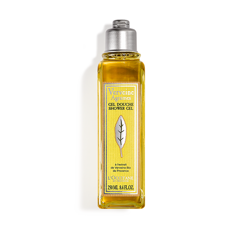Verbena i citrus gel za tuširanje