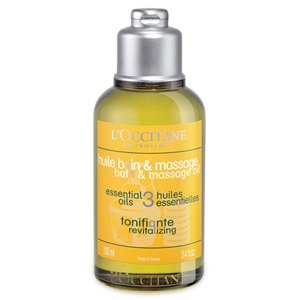 Revitalizing Bath and Massage Oil