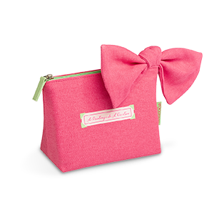 2015 PEONY CRM POUCH