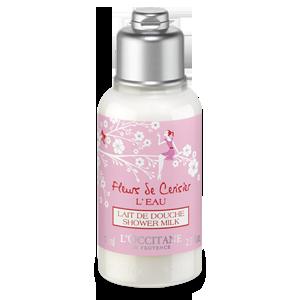 Fleurs de Cerisier L'Eau Shower Milk