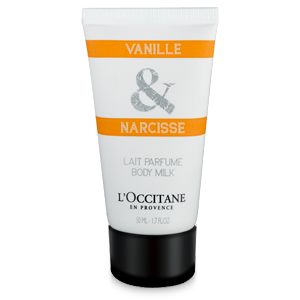 Vanille & Narcisse Body Milk