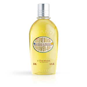 Almond Shower Oil Xmas Limited Edition