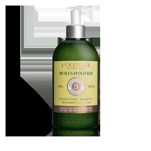 Aromachologie Olivier Nourishing Shampoo (500ml)