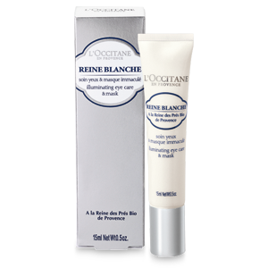 Reine Blanche Illuminating Eye Care & Mask