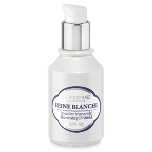 Reine Blanche Illuminating UV Shield