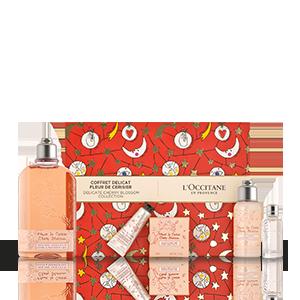Xmas Cherry Blossom Gift Set