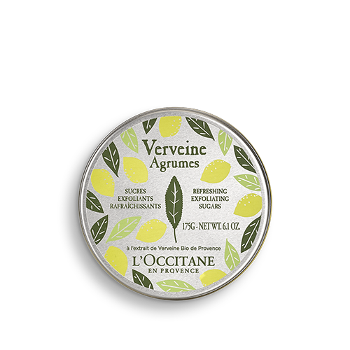 Citrus Verbena Exfoliating Sugar