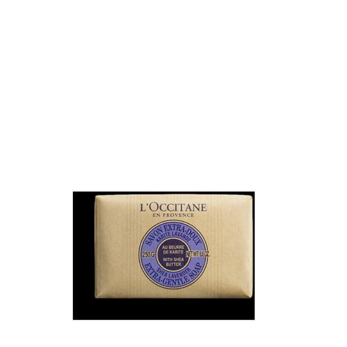 Shea Butter Soap Lavender