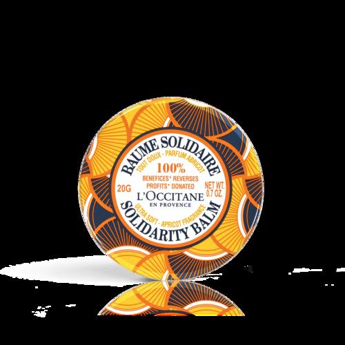 Shea Butter Solidarity Balm Ultra Soft - Apricot