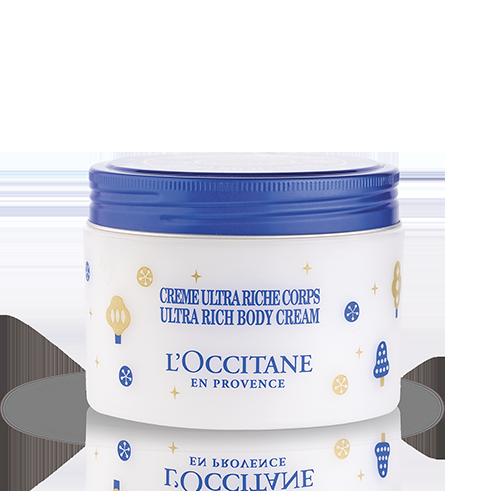 Shea Ultra Rich Body Cream Christmas Limited Edition