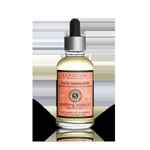 Успокаивающее масло для чувствительной кожи головы Аромакология