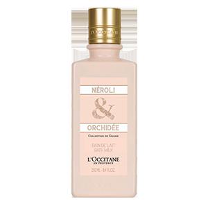 Молочко для ванны Нероли & Орхидея