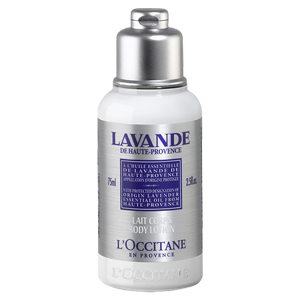 Молочко для тела Лаванда