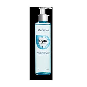 Очищающий гель для лица Aqua Reotier