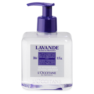 Очищуючий гель для рук Лаванда