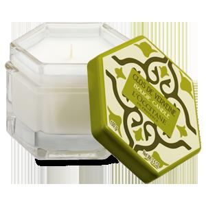Парфюмированная свеча «Свежесть Вербены»