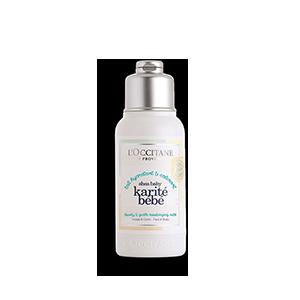Увлажняющее молочко для тела и лица « Карите для малыша»