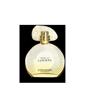 Парфюмированная вода Terre de Lumiere Gold