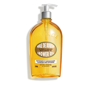 Almond Shower Oil big size