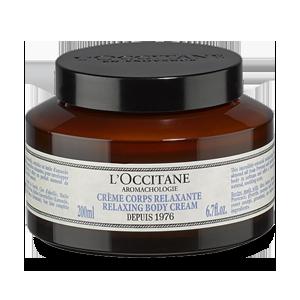 Aromaco Relaxing Body Cream