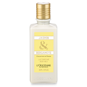 Jasmine & Bergamote Body Milk 250 ml