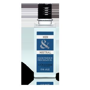 Mer & Mistral Fresh Shower Gel