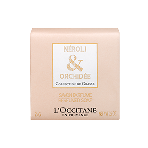 Néroli & Orchidée Perfumed Soap 75