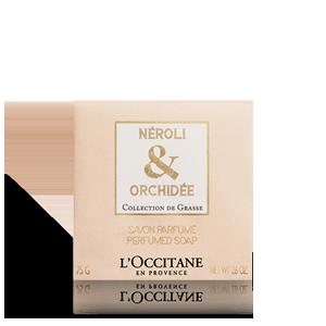Néroli & Orchidée Perfumed Soap 75